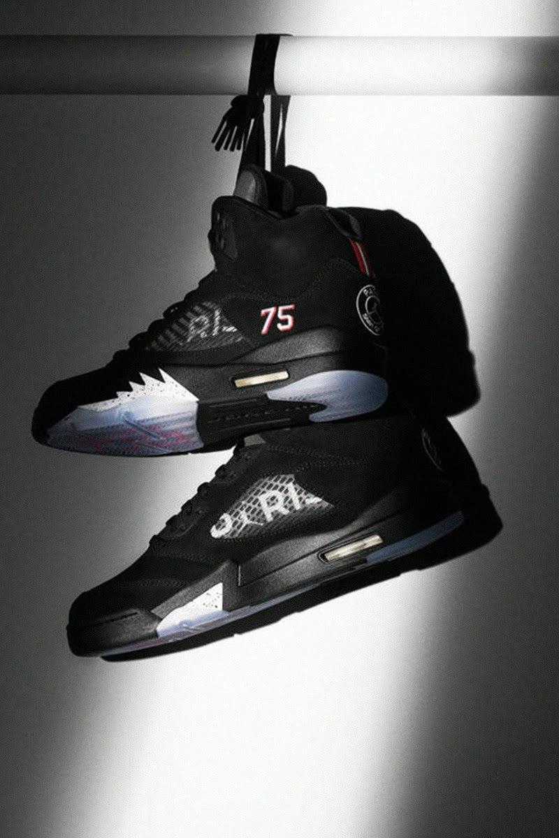 ff868d209d11 Jordan Brand x Paris Saint-Germain Collection – O.H. .O LIFE